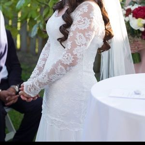 Antonia Grace Loves Lace Wedding Dress